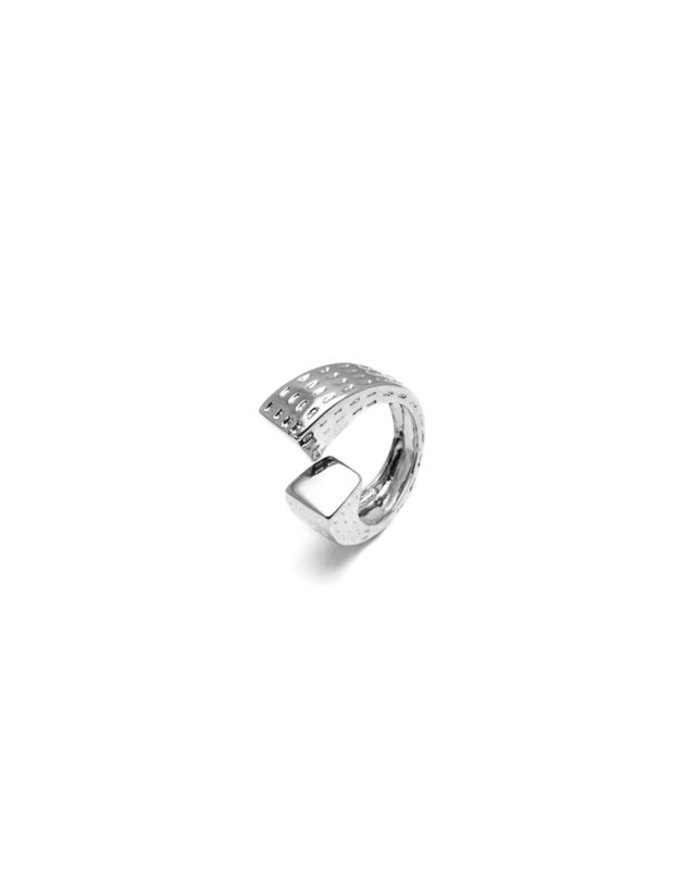 New York New York Silver Ring | Architectures Collection by Co.Ro. Jewels