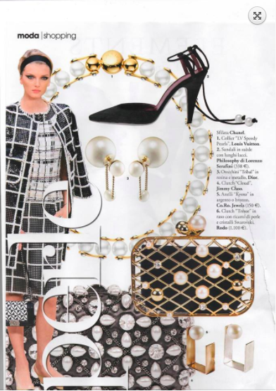 Marie Claire Italia | Co.Ro. Jewels
