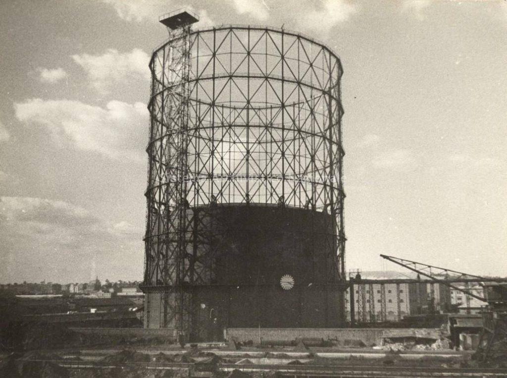 Gasometro | Sistema Archivistico Nazionale