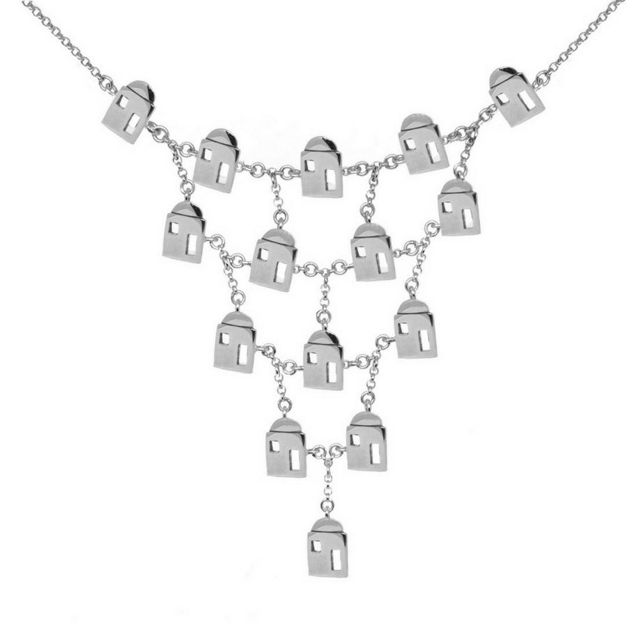 Positano Domes Necklace (Catalogue)