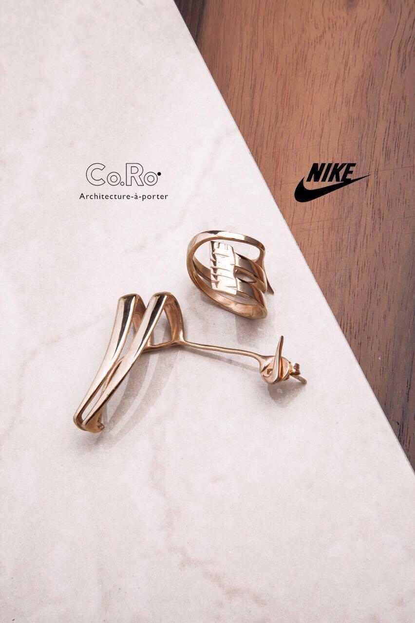 Golden Allure: per i 20 anni delle Nike Air Max 97, Co.Ro. festeggia con un un progetto firmato NIKE e NSS Magazine