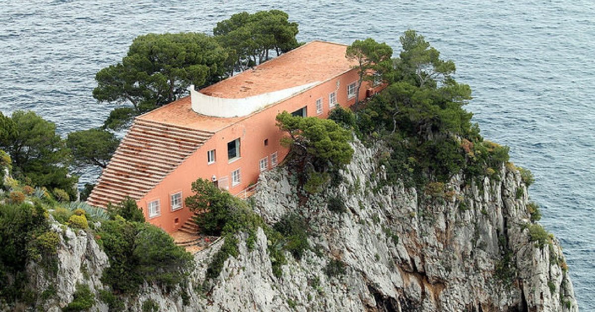 Villa Malaparte | © Donchili / Flickr