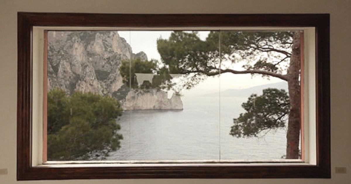 Villa Malaparte | Dettaglio