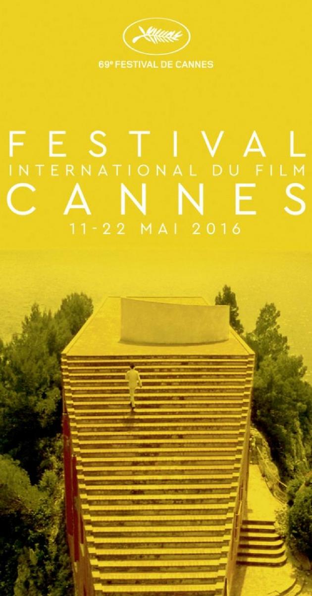 Locandina ufficiale del 69° Festival di Cannes