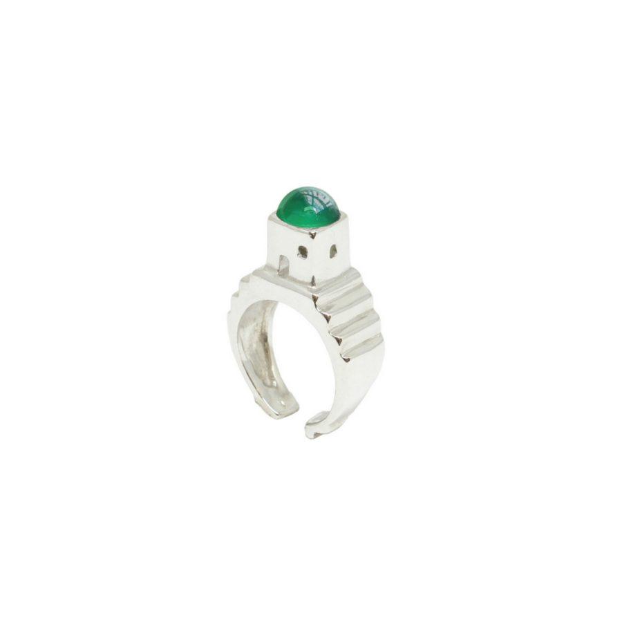 capri_ring_silver_green