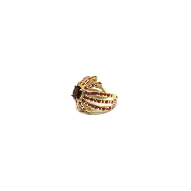 Ring Gold Plated Bronze
