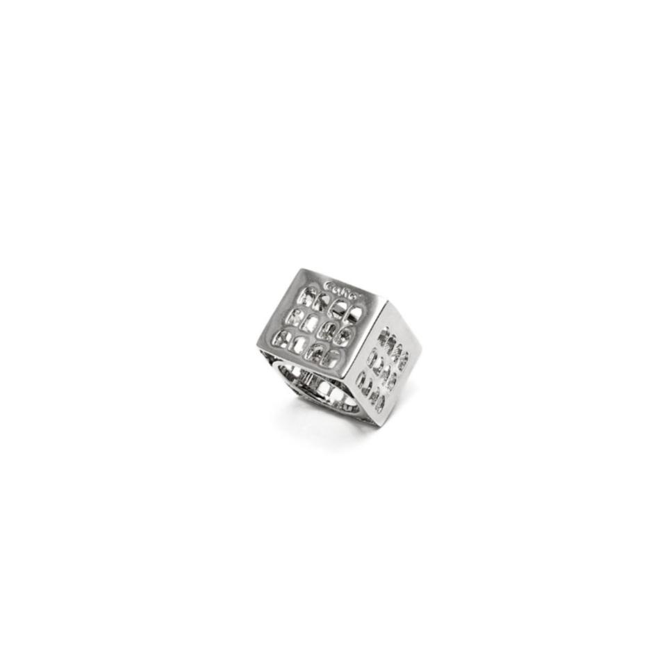 Colosseo Quadrato EUR Roma Co.Ro. Jewels anello argento