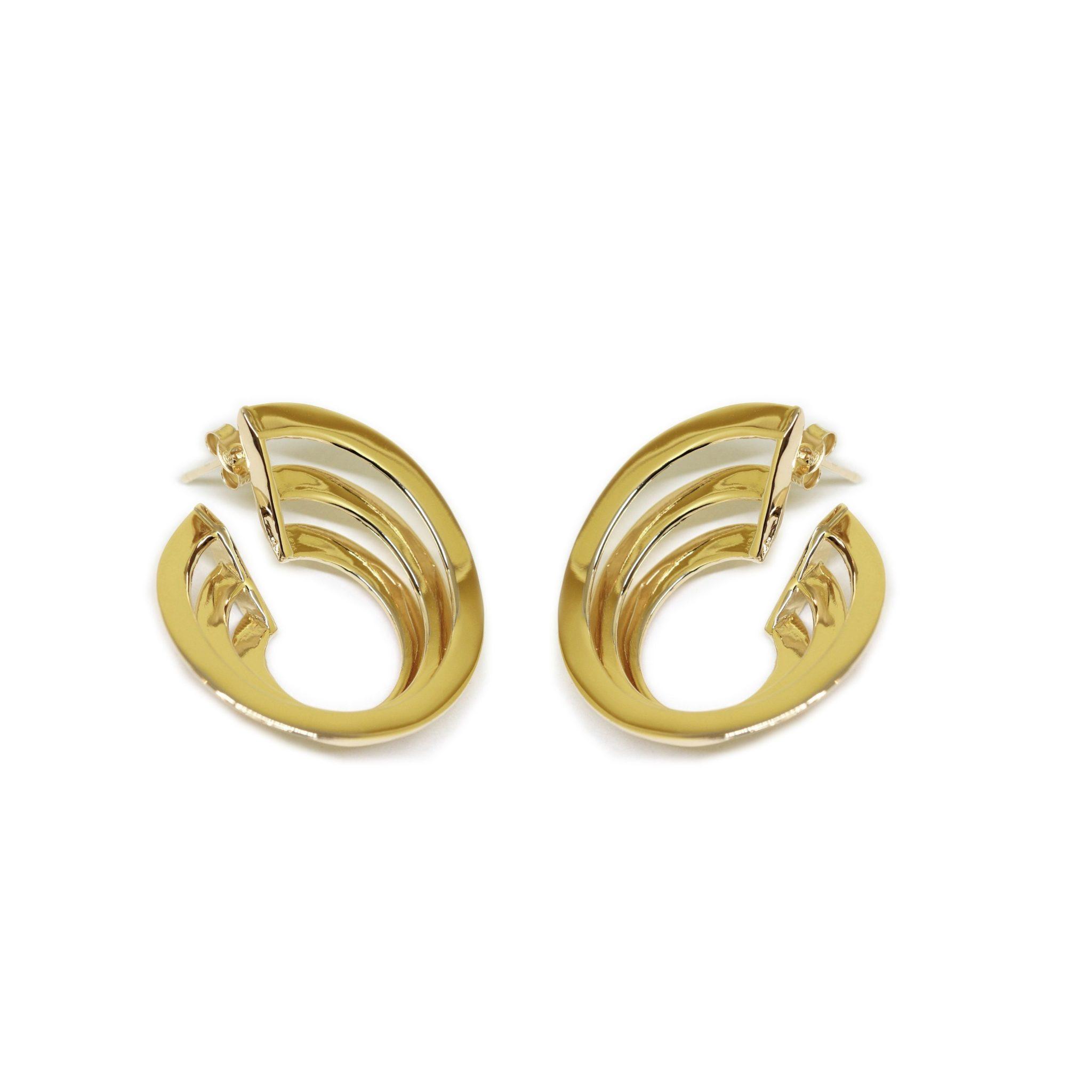 Guggenheim earrings