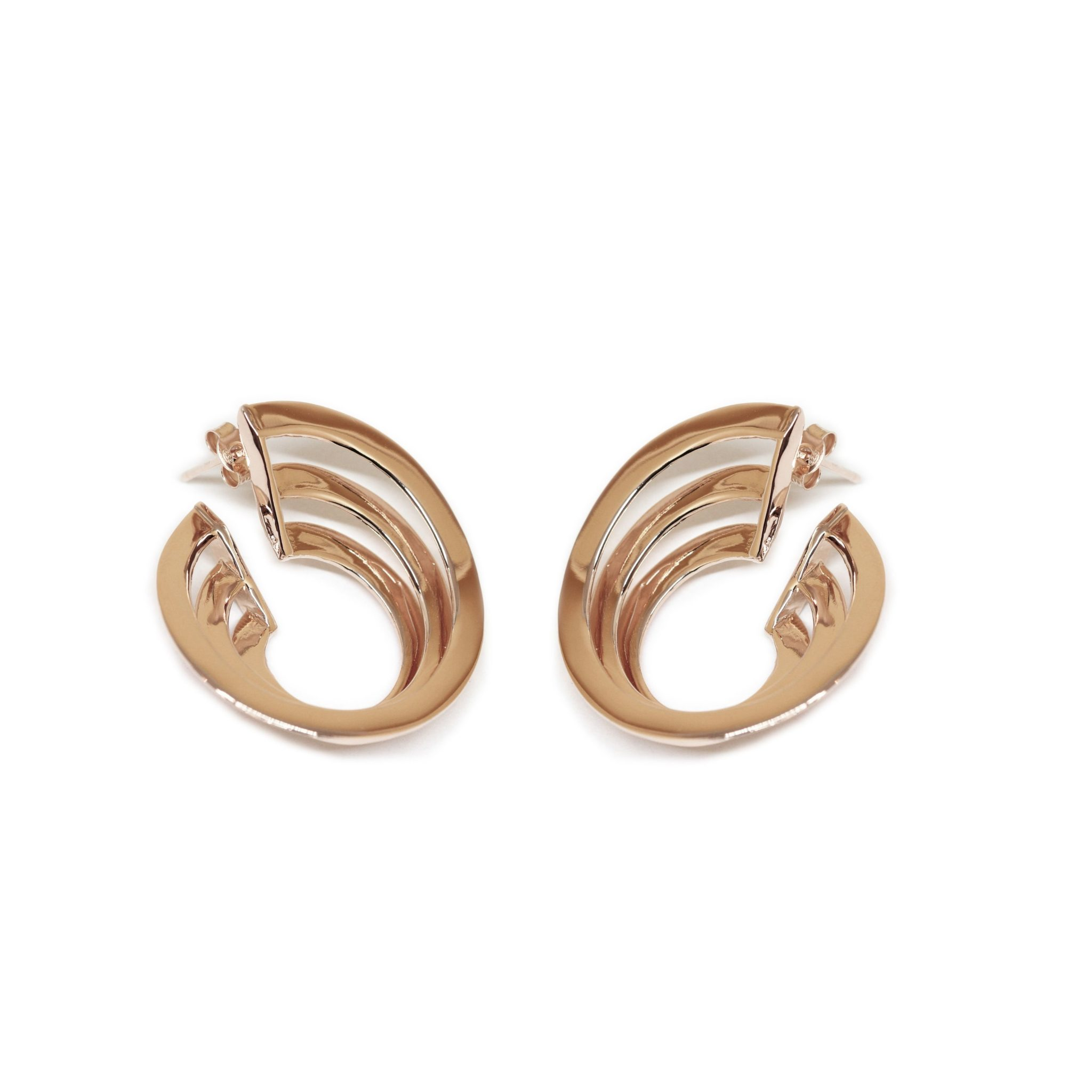 Guggenheim Earrings