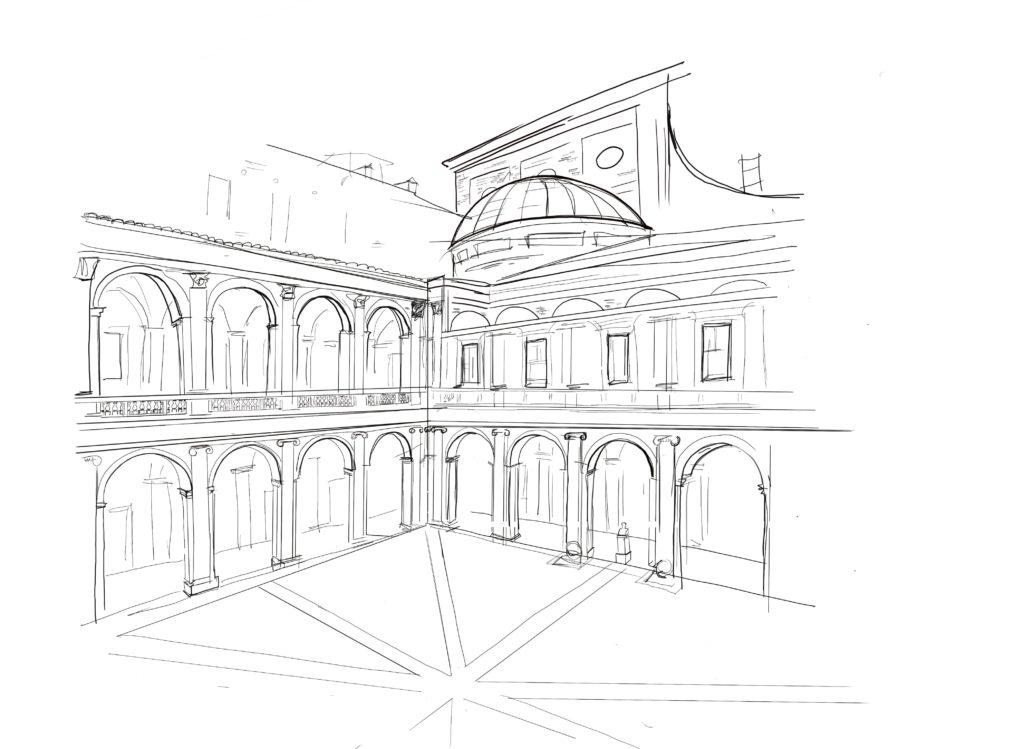 Il Collegio Romano: storia di un'architettura nel Campo Marzio