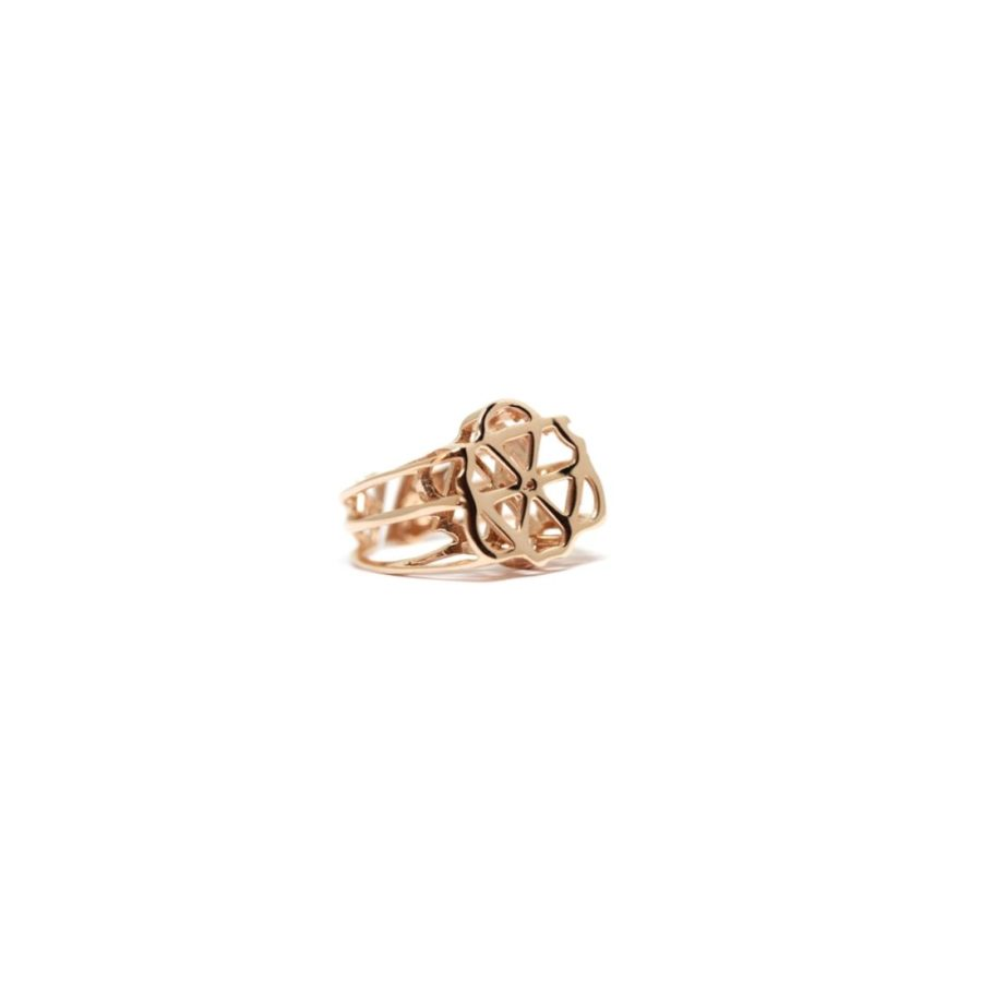 Sant'Ivo Alla Sapienza Co.Ro. Jewels Ring oro rosa