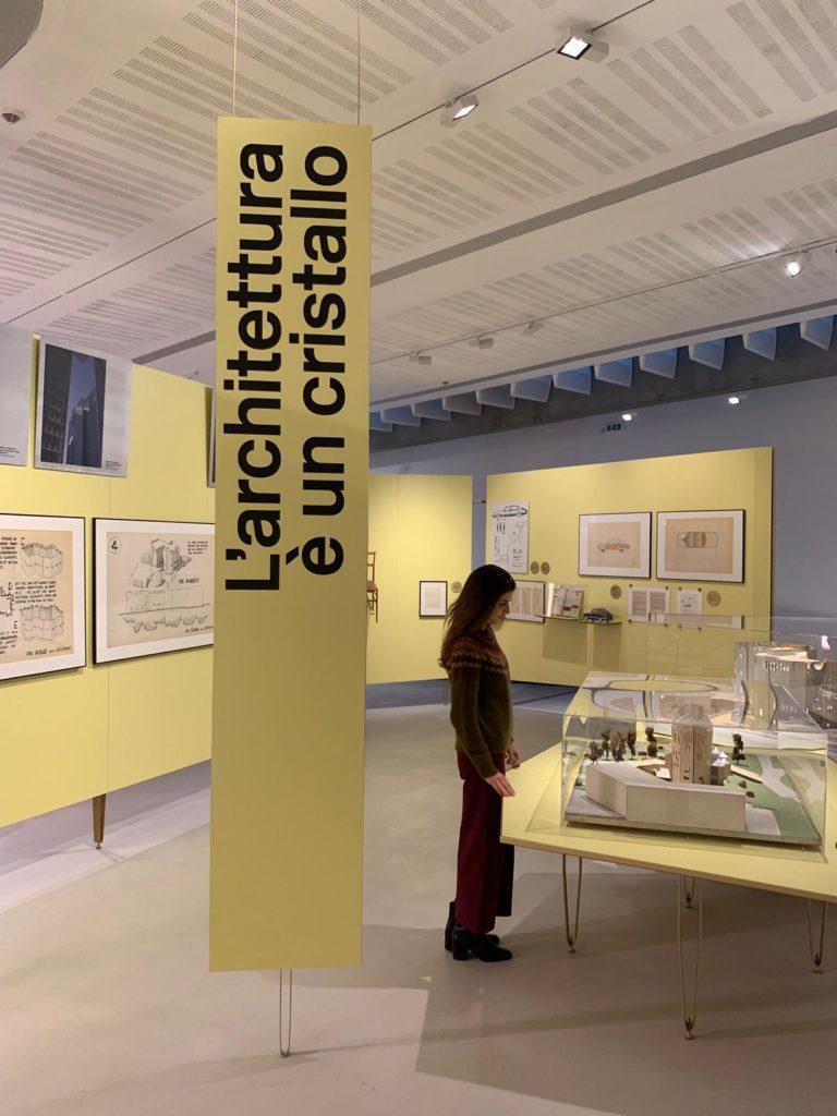 Gio Ponti at MAXXI: Amare l'Architettura