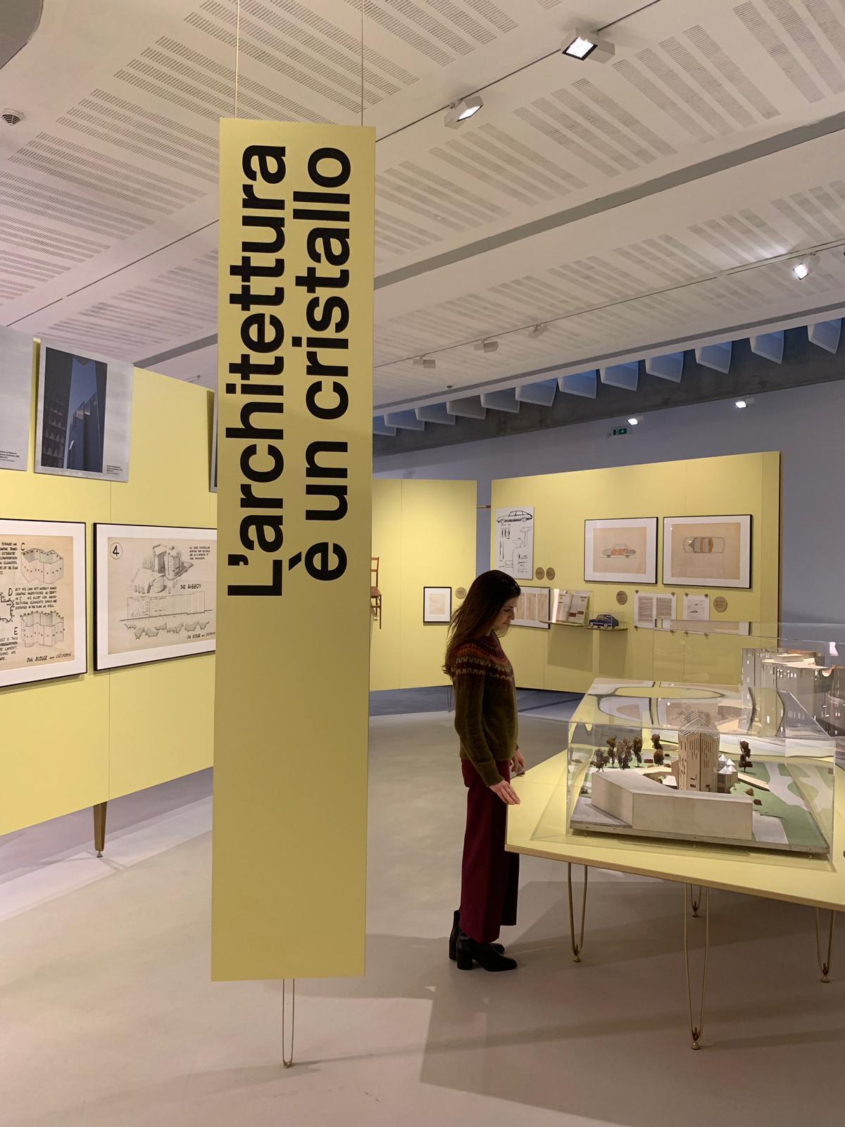 Gio Ponti Al MAXXI: Amare l'architettura