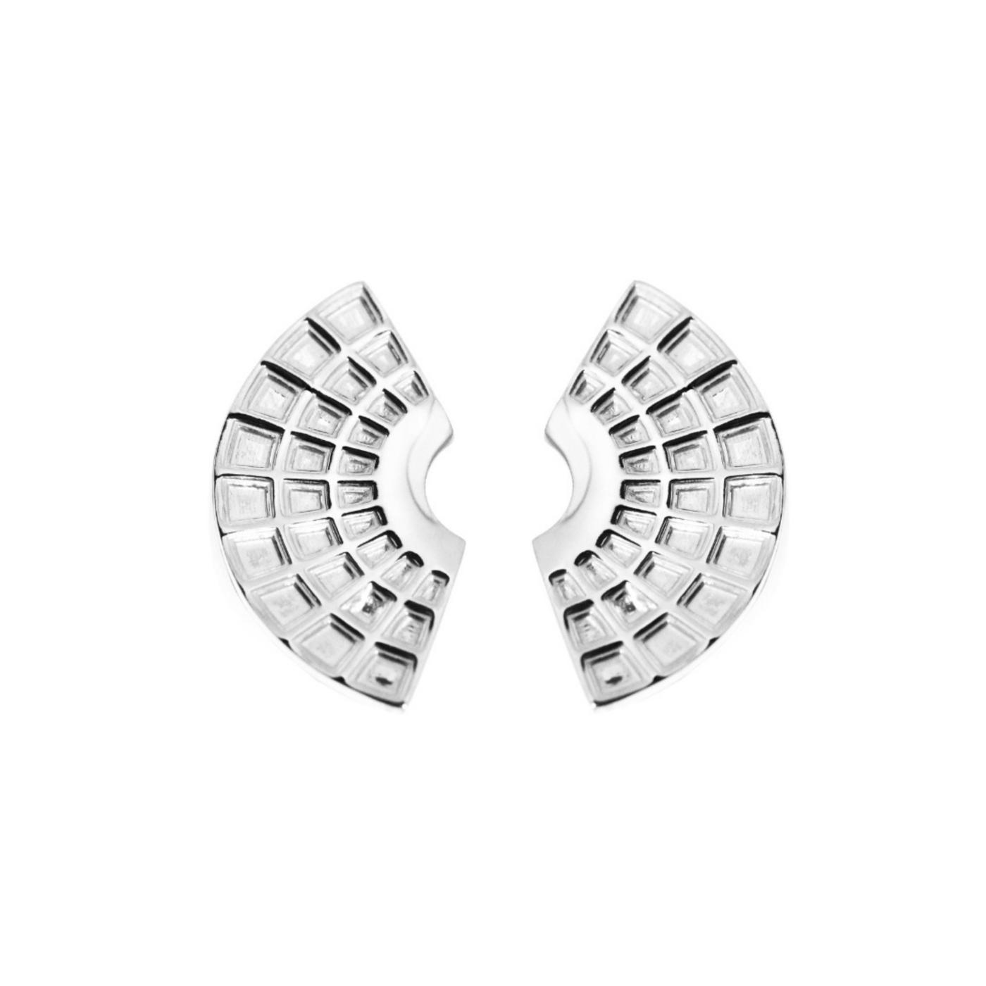 Pantheon Earrings 925 Sterling Silver