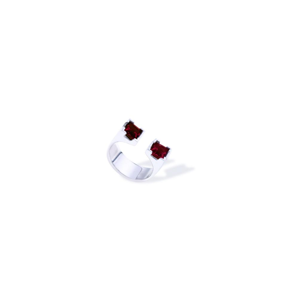 Anello da mignolo torri gotiche Co.Ro. Jewels