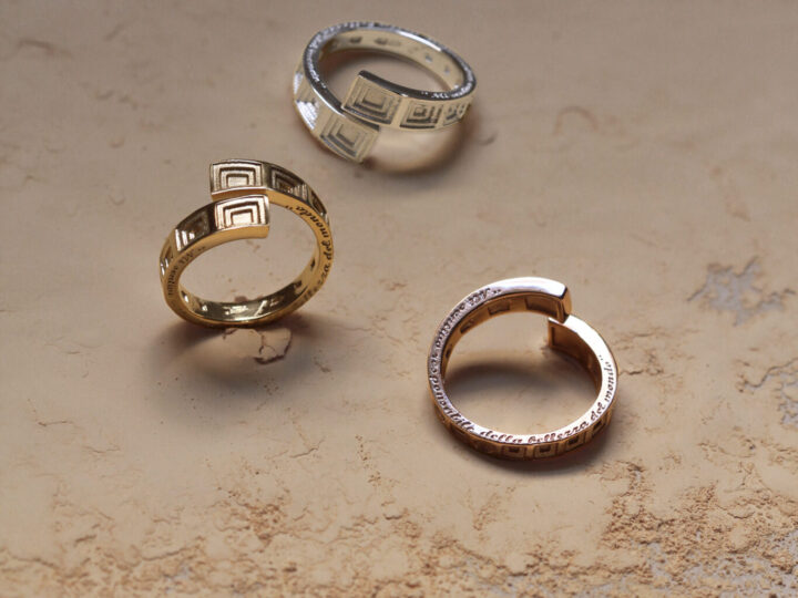 Our new ring inspired by the Pantheon of Rome