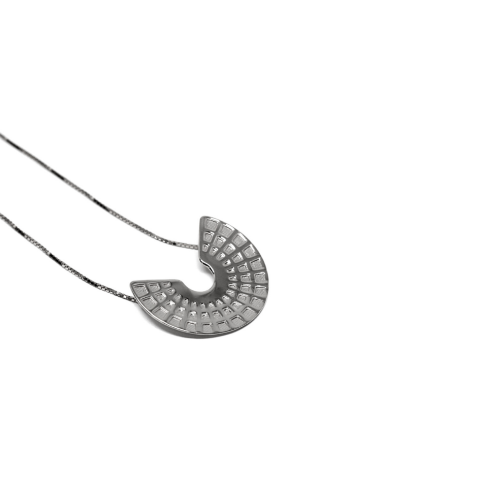 Pantheon Rome Pendant Co.Ro. Jewels Silver