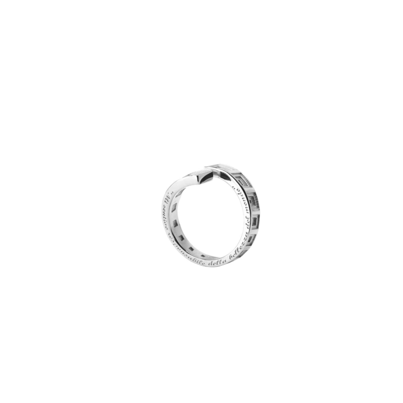 Pantheon Ring 925 Sterling Silver