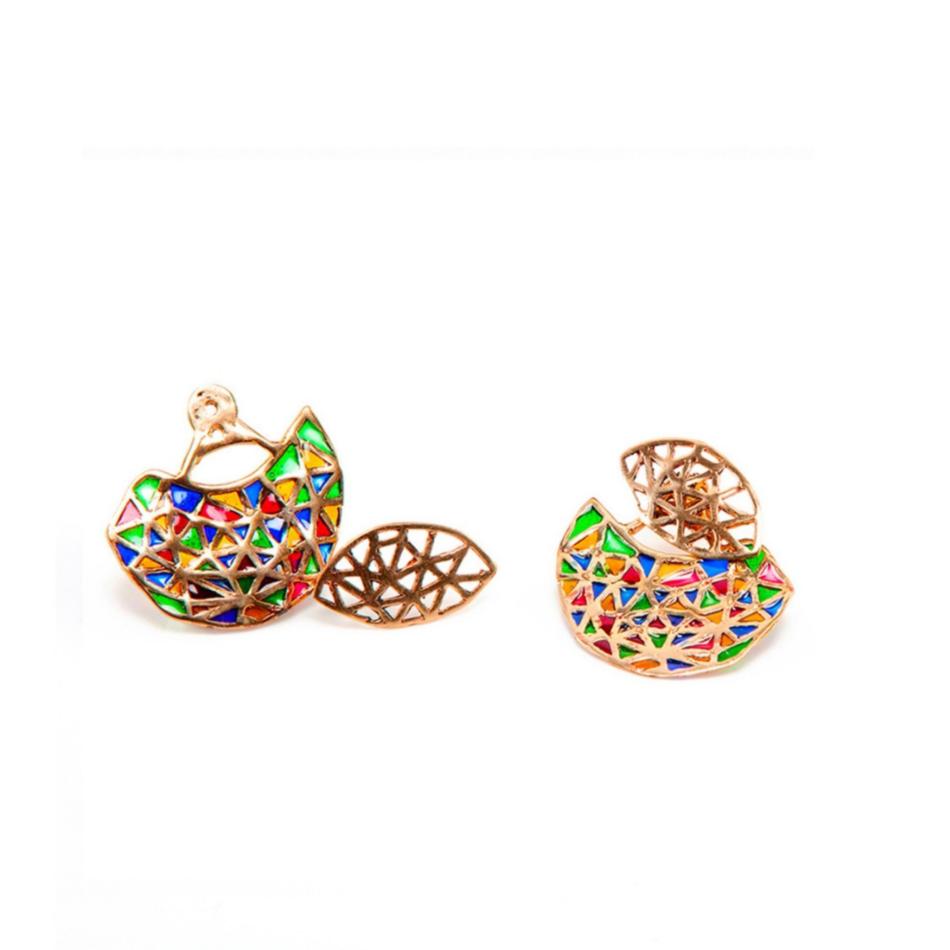 Peggy Guggenheim Venezia Ear Cuff Co.Ro. Jewels