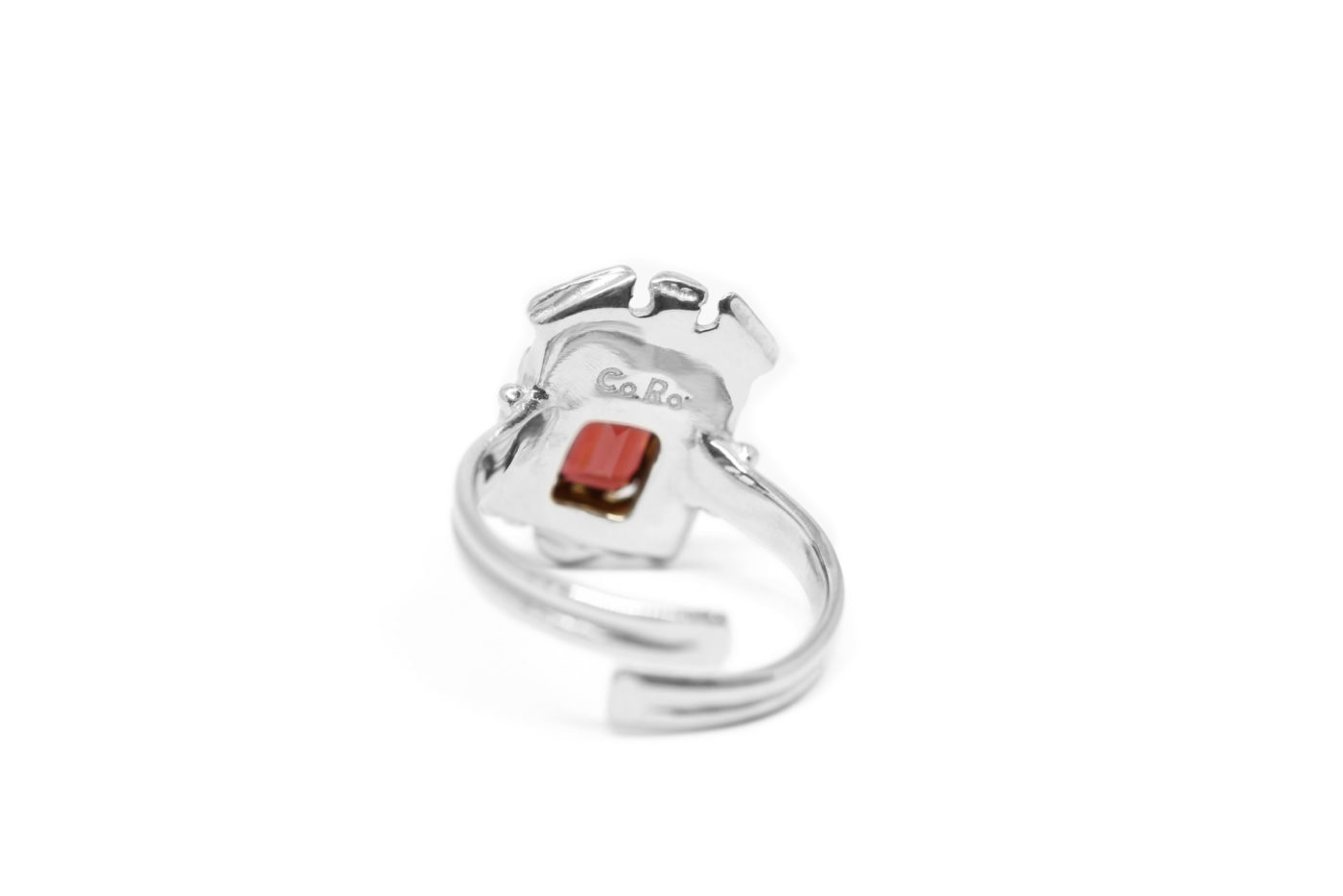 Zuccari Ring 925 Sterling Silver