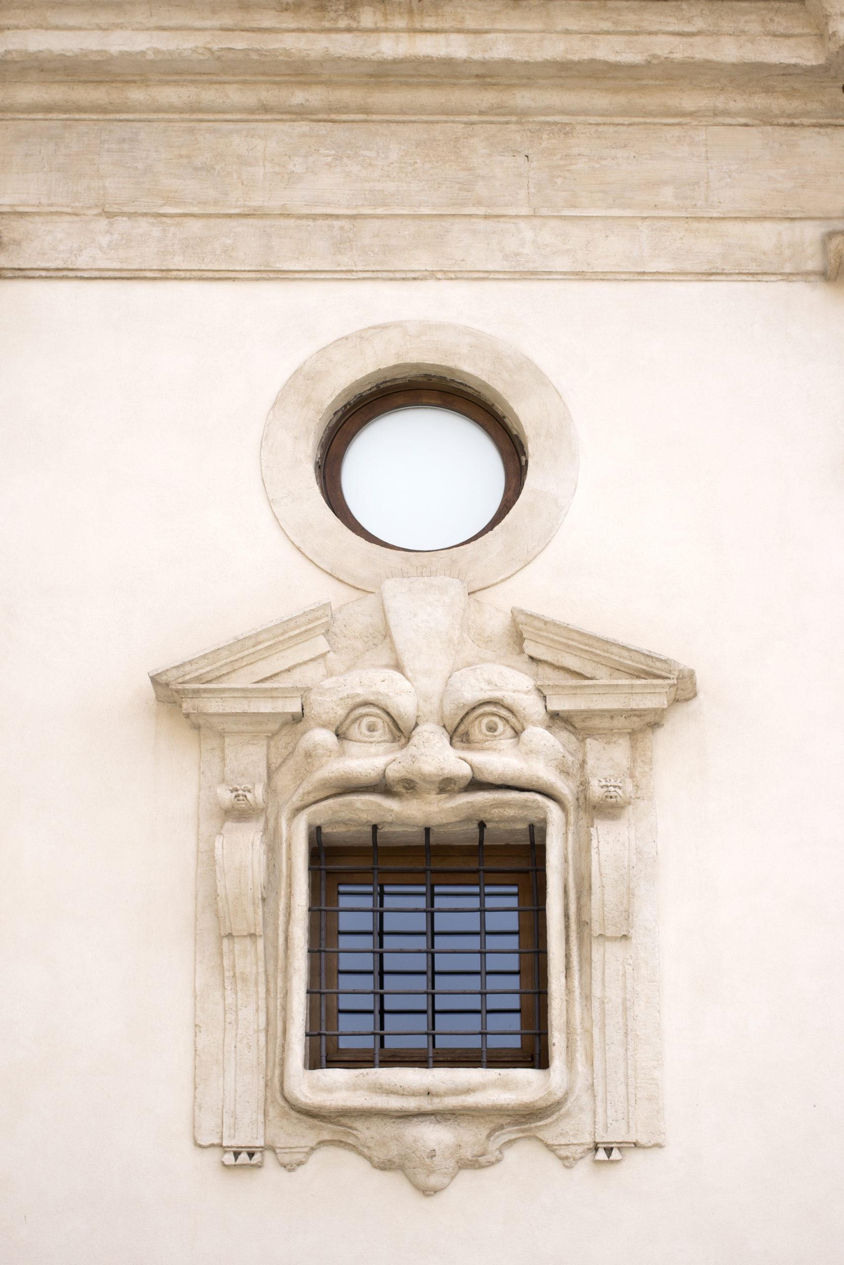 Il nostro anello dedicato a Palazzo Zuccari