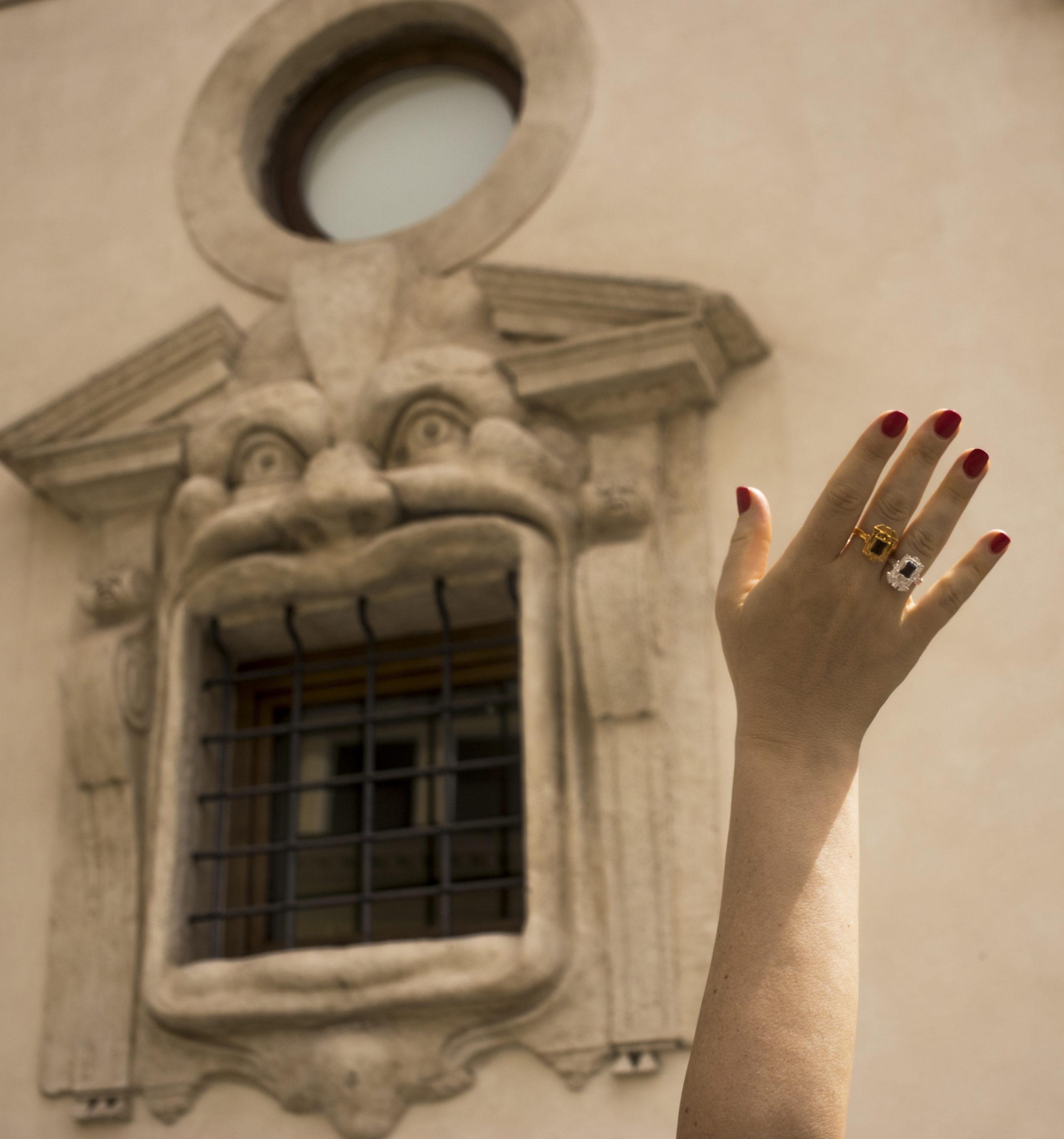 Palazzo Zuccari Roma Trinità dei Monti Anello